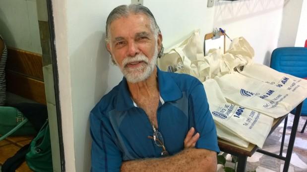 Os ouvintes conheceram a Rádio Rio de Janeiro, tomaram café da manhã e aguardaram o passeio à Magé