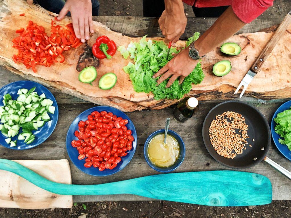 Alimentos que se transformam em saúde