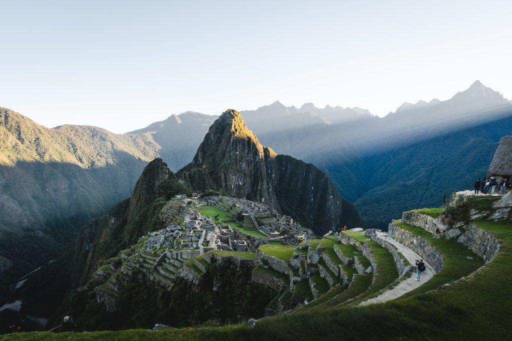 Foto ilustrativa do Peru
