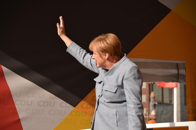 Chanceler Angela Merkel.